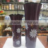 Set 2 items ceramic-porcelain vase with wholesales price from Vietnam