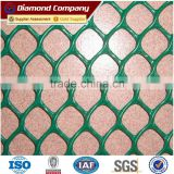 Good Offer of plastic flat net/turf reinforcement mesh/grass protection plastic mesh