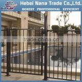 2015 new and low price gate /garden design used aluminium fence for sale