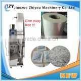 15g, 30g, 100g Automatic tea bag Soap Detergent Powder Packing Machine with different capacity(0086-391-2042034)