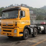 8*4 Tri-ring T380 31T Tipper Chassis for dump truck