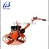 Best seller HAO BAO HXM100 honda engine 36'' mini walk-behind concrete power trowel