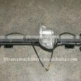 5kw electric vehicle rear axle