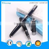 Factory direct customized luxury metal parker fountain pen for students