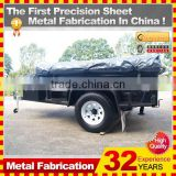 high quality small size camping trailers
