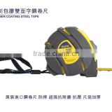 China ruber covering 3m steel measuring tape