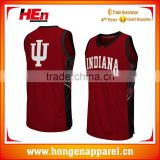 Hongen apparel 2015-2016 season Hot Sale Best Latest Basketball Jersey Design Green basketball jersey basketball sets