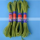 elastic webbing type colorful elastic rope