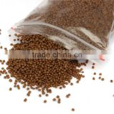 100g 0.2 lb Bulk floating pellet fish food for koi goldfish Pond Pellets