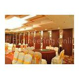 Sound Proof Movable Partition Walls Restaurant Decorative Partition Wall