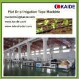 Flat Drip Irrigation Tube Machine