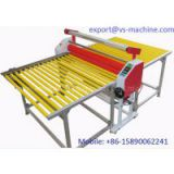 PB-1350B flatbed laminator for glass for metal