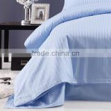 Factory direct price 100% cotton king size 4pcs bedding set used in hotel and hospital,include bed sheet,duvet cover,pillow case