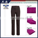 Wholesale Waterproof Women Hiking Pants