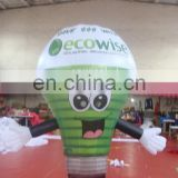 printed popular inflatable ball costume, inflatable costume balloon