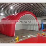 inflatable stage tent,outdoor large event tent,inflatable exhibition tent