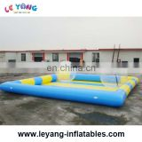 2017 High Quality Rectangle Inflatable Water Pool with Water Balls , Summer Water Park Equipment , Swimming Pool