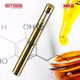 New Products 2017 Innovative Product MKB CBD Oil Cartridge No Leakage CBD THC Oil 1ml Vape Cartridge Custom Logo Glass C