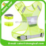 2016 Hot sale of reflective vest for running or cycling