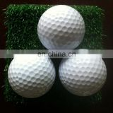 High quality blank golf driving range balls