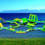 inflatable water park equipment, inflatable water park play equipment for sale, giant inflatable water park