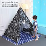 Popular 100% cotton canvas fabric wholesale teepee tent for party