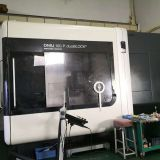 DMG DMU100P 5-axis linkage machining center