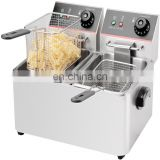 New Condition Hot Popular Potato Chips Fryer Machine kfc chicken frying machine/chicken pressure fryer machine
