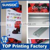 Wide Base Roll Up Stand Printing For Advertising/Double Sides Roll Up Banner/Roll Up stand-q122