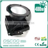 China Manufacturers Of Led Floodlight 400w Pccooler Light Housing Meanwell Driver Competitive Price