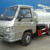 Dongfeng 4x2 new fecal suction truck,small used septic tank trucks