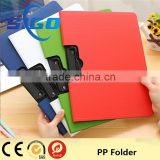 High quality customized plastic folder file                                                                                                         Supplier's Choice