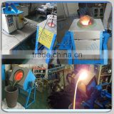 factory price iron, steel ,copper, aluminum metal scrap melting induction furnace                                                                         Quality Choice