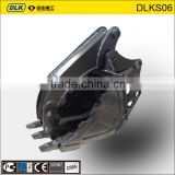 excavator spare parts hydraulic fixed bucket grab for IHI 65N 80N