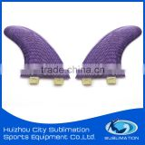 High Performance Fiberglass Expoxy Resin Fcs/Future Honeycomb Fiberglass, Full Carbon, Half Carbon Central Fin,
