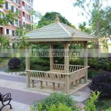 Decorative outdoor metal pavilions/green Garden Gazebo