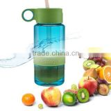 400ml mini Tritan fruit infuser water bottle sport health child lemon cup kids joyshaker bottle bpa free infuser bottle