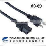 220v Computer Power Cord / American standard AC computer power cord with UL