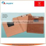 pvc clip board with pocket&pen loop&calulator