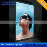 Edgelight AF2A led display panel for picture frame hot sale led billboard