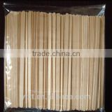 best quality birch wooden custom disposable flavored coffee stirring stick