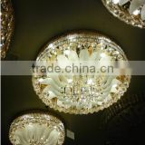Embedded hole bovine lights living room lamp chandelier crystal lamp aisle lights cat Alice