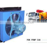 NICE!! Aluminum plate-fin hydraulic oil cooler/ heat exchanger for pump car