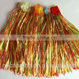 hula skirt / hawaii hula skirt / artificial hula skirt for party wholesale