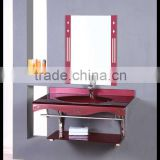furniture cabinet glass metal cabinet shelf supports plastic YL-7097