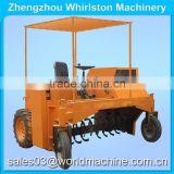 bio-fertilizer equipment//factory price compost turner machine/chicken manure compost turner/organic compost machine