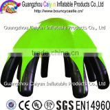 Promotional inflatable tent with canopy, inflatable camping tent, tent inflatable for advertising