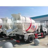 chengli special automobile co.,ltd concrete mixer truck /bulk cement truck for Berserk and celebrition