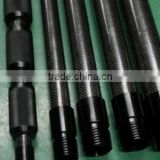 Light Weight Custom Carbon Fiber Telescopic Pole / rod / pipe 10 meters                                                                         Quality Choice