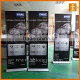 Black roll up display,80x200cm roll up display